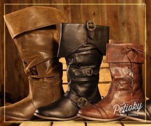 Historická obuv